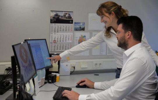 So funktioniert Digitalisierung im MAHA SERVICE CENTER