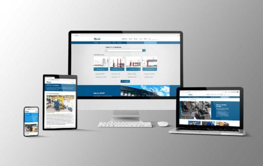 Neuer Internetauftritt der KAUP GmbH & Co. KG ist online