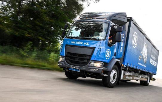 Pilotprojekt: technotrans entwickelt neue Kühllösung für E-Truck-Prototypen