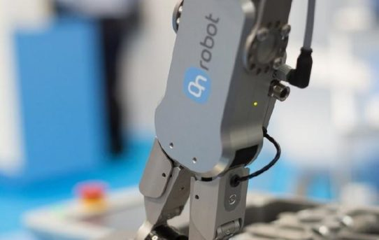 """Roboter bekommen """"Augen"""" und """"Hände"""""""