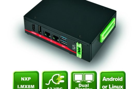 Erschwingliches Embedded System mit i.MX8M SoC