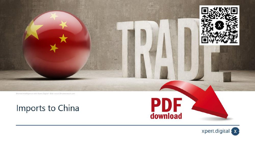 Auch China ist zunehmend auf Importe angewiesen