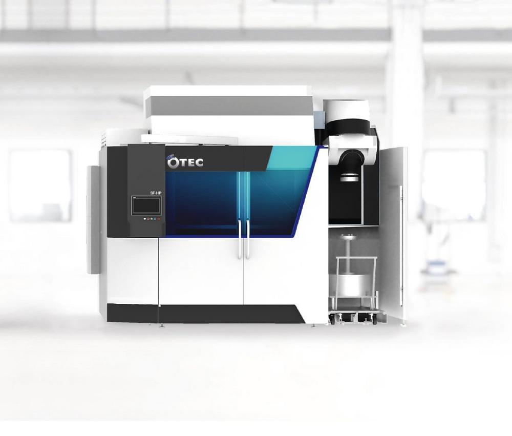 Gleitschleif-Weltpremiere OTEC SF-HP