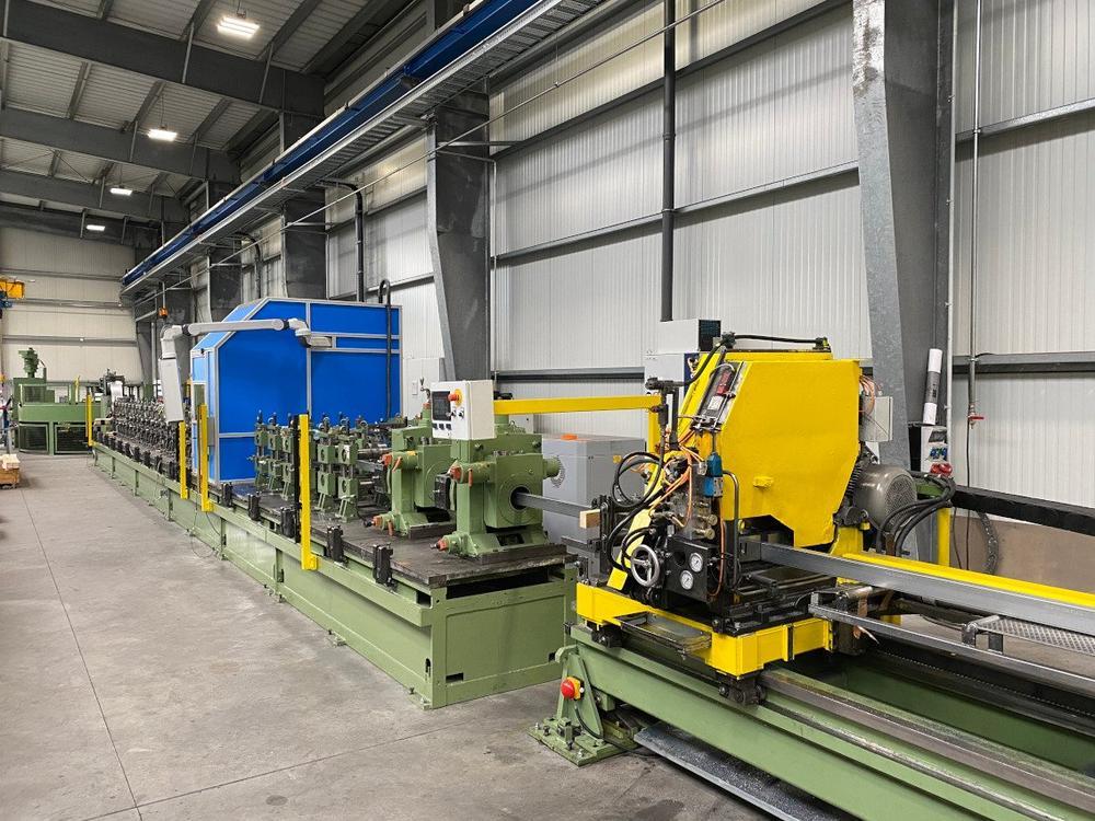 Neue Faserlaser-Schweißanlage schont Klima und Geldbeutel