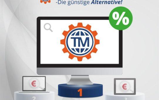 TradeMachines – Die alternative Suchmaschine für Gebrauchtes!