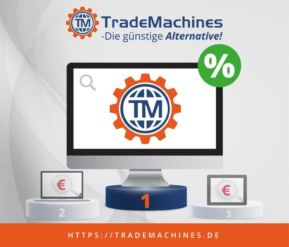 TradeMachines - Die alternative Suchmaschine für Gebrauchtes!