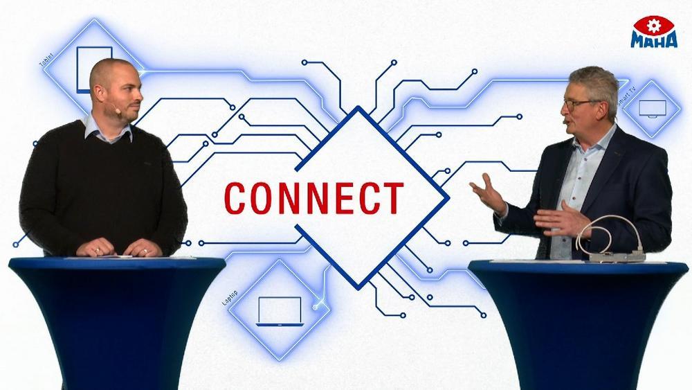Die Produktinnovation des Jahrzehnts CONNECT unlimited. ALLES IST MÖGLICH.