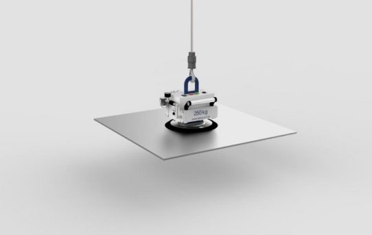 Netzunabhängiger Vakuumheber für den horizontalen und vertikalen Einsatz