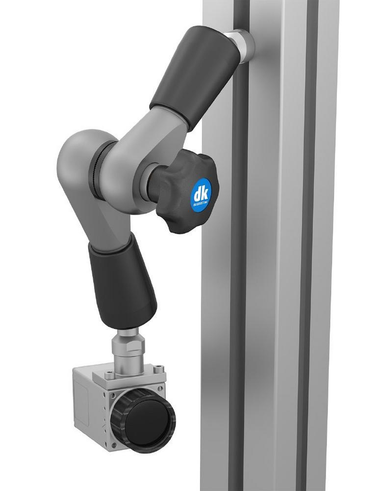Variabel-fixe 3D-Kamerahalter für Imaging, Machine Vision und Sensorik