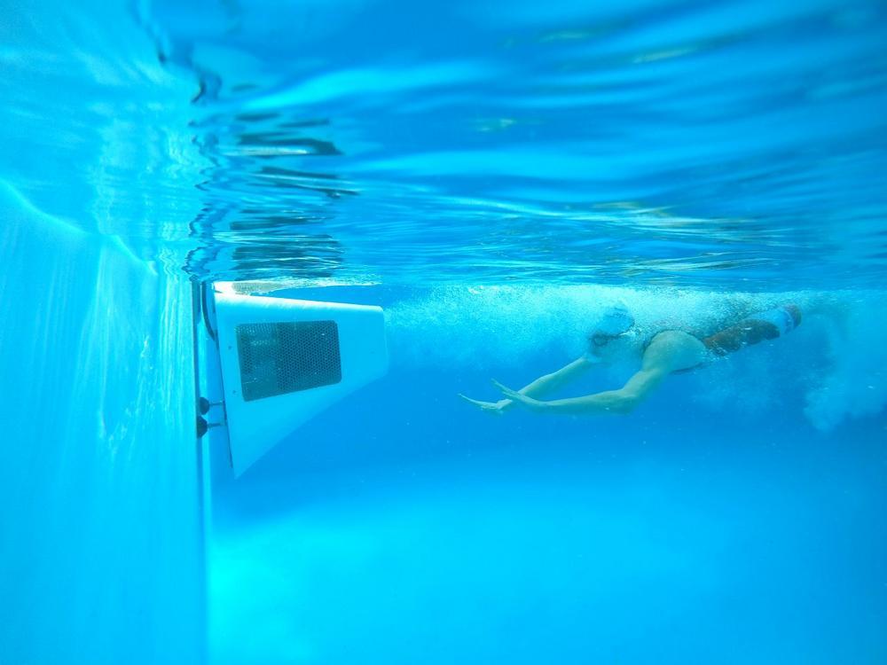 Schwimmspaß für die ganze Familie