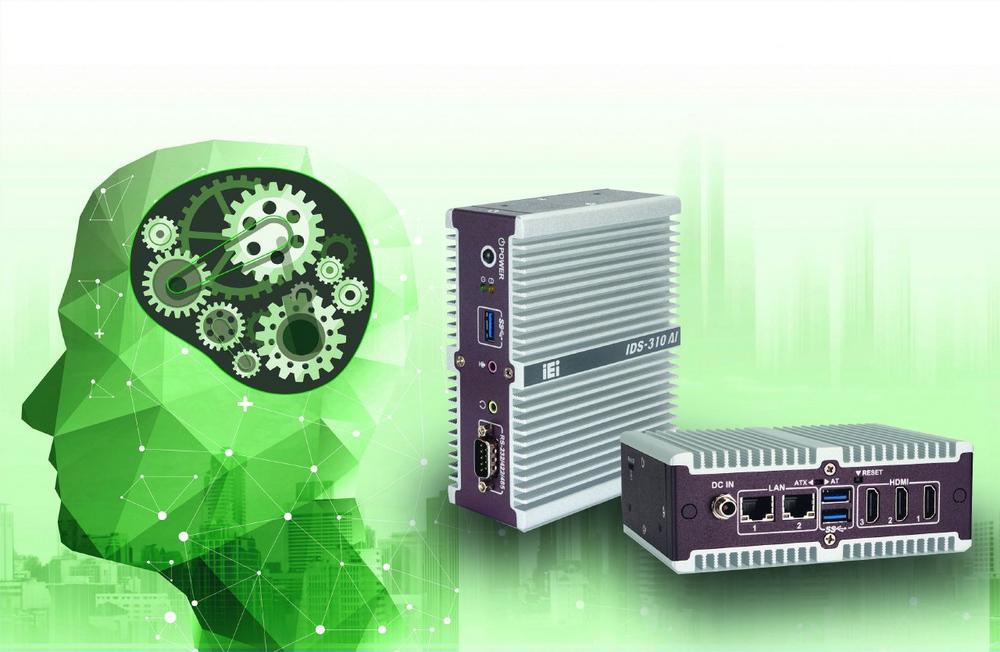 Ultra kompakter Signage PC mit Vision Processing Units