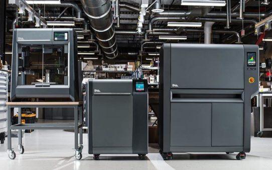 Digitale 3D-Druckprozesskette auf der formnext in Frankfurt | Metall- und Kunststoff 3D-Drucker LIVE vor Ort