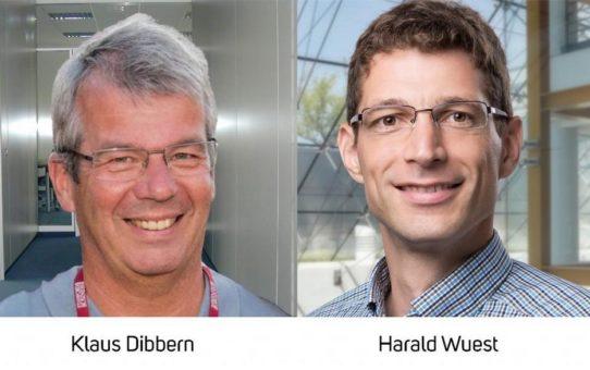 Klaus Dibbern wird CEO bei Visometry