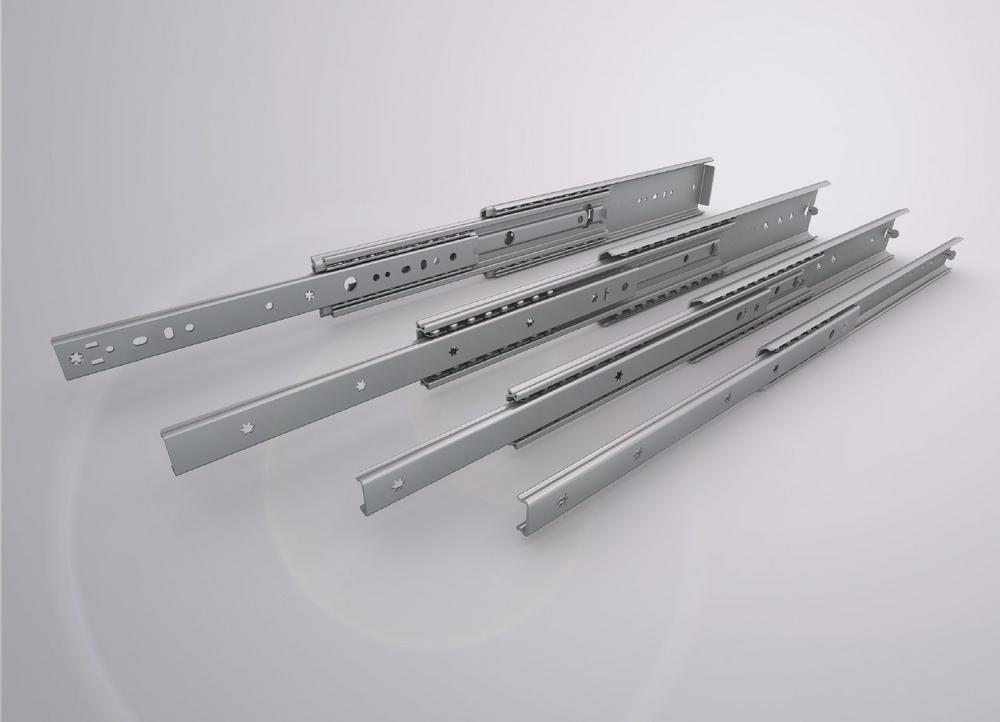 Die neue Rollon Light Rail: Individuelle Auszüge für manuelle Anwendungen