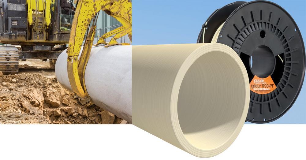 Stabile und abriebfeste Bauteile einfach selbst drucken mit neuem igus tribofilament