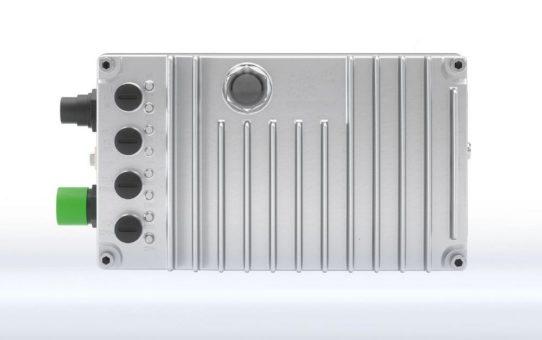 NORDAC ON: Neuer dezentraler Umrichter mit flexibler Ethernet-Schnittstelle