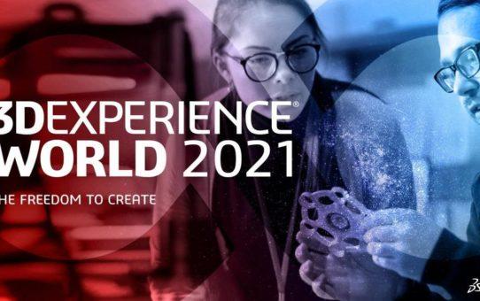 Das Lino Team auf der 3DEXPERIENCE World 2021
