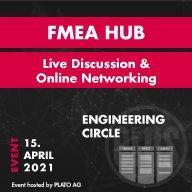 FMEA Hub & Live Discussion   Online-Plattform (Networking-Veranstaltung   Online)