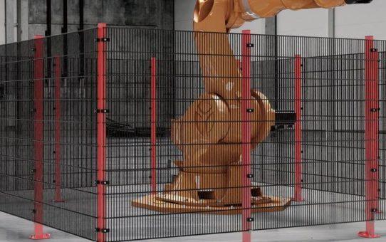 Zertifizierte Distanzschutz-Systeme für Mitarbeiter in der Robotik und Automation