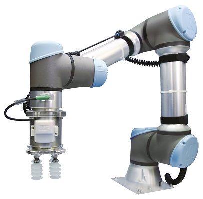 Sofort einsatzbereit: Neue Vakuum-Greifereinheit der Serie ZXP-X1 für kollaborative Roboter 