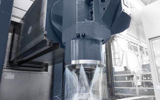 Maschinenbau zum Anfassen bei  SHW Werkzeugmaschinen