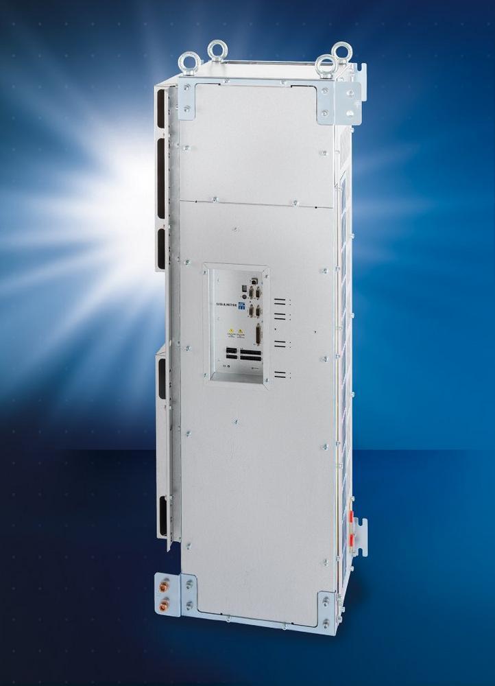 SIEB & MEYER entwickelt Frequenzumrichter weiter