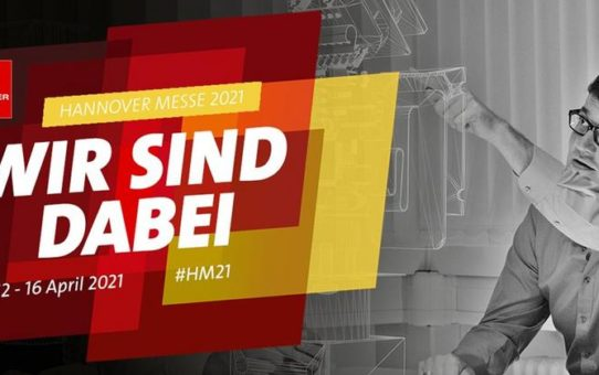 SUCO auf der HANNOVER MESSE Digital Edition