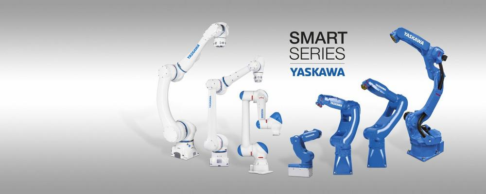 Motoman-Roboter und Greifer-Werkzeuge als Plug&Play