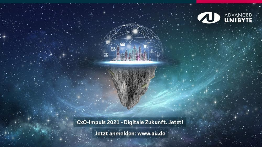 CxO-Impuls 2021 - Digitale Zukunft. Jetzt! (Vortrag | Online)