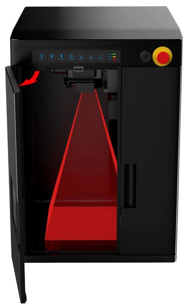 Lasermarkierung ohne Kompromisse
