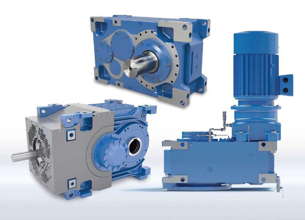 MAXXDRIVE® Industriegetriebe – die Stärksten von NORD für jede Lage