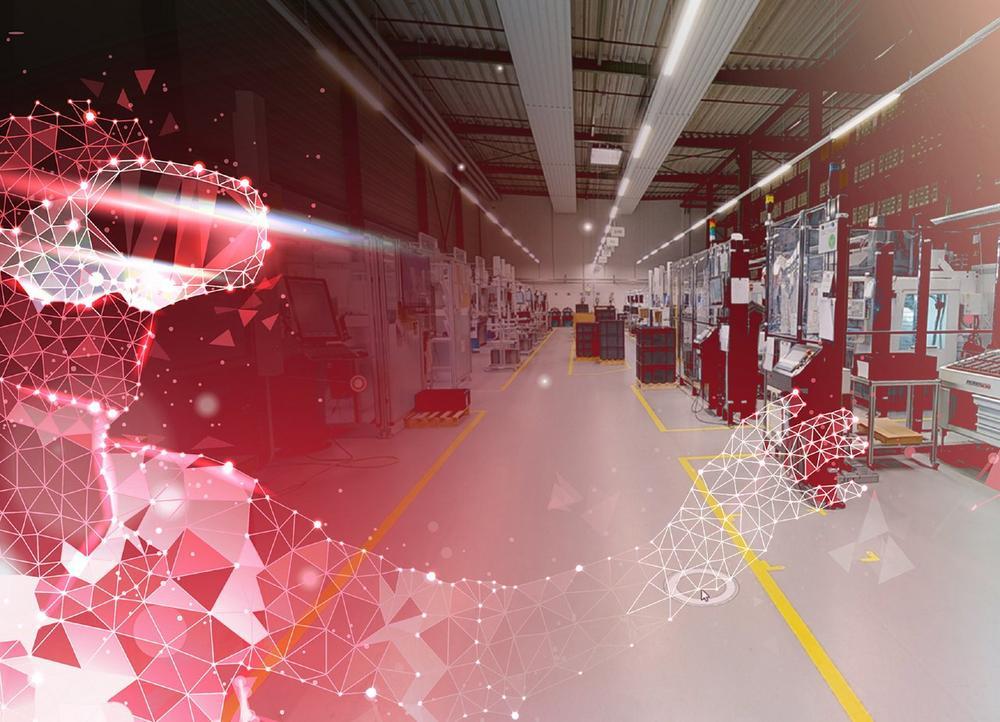 Virtuelle Unternehmensbesichtigung