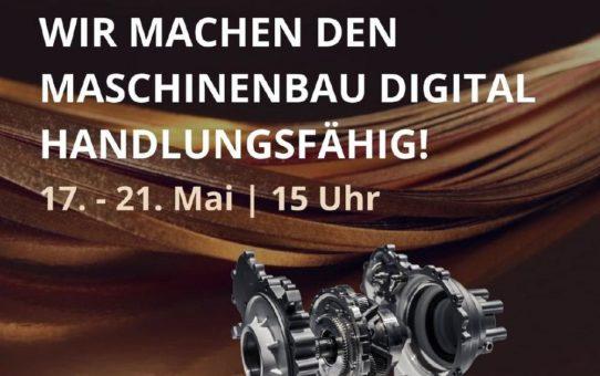 Mission E-Commerce – Maschinenbau digital