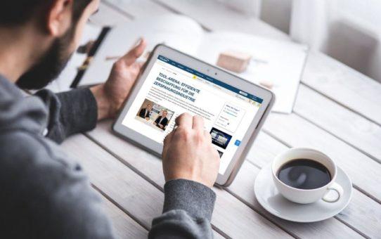 Jetzt online: Tool-Arena startet digitalen Newsroom