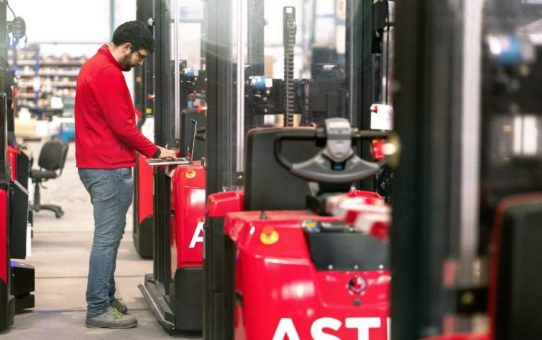 ASTI Mobile Robotics will in 2021 mehr als 120 neue Arbeitsplätze schaffen