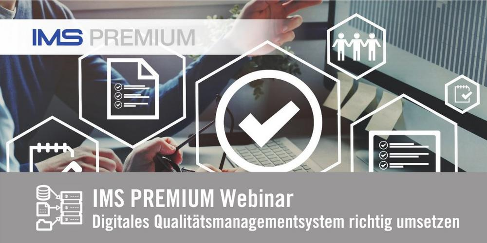 [WEBINAR] Digitales Qualitätsmanagementsystem richtig umsetzen (Webinar   Online)