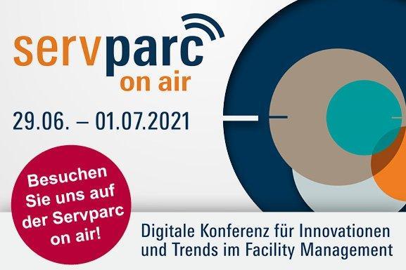 Servparc on air (Messe   Online)