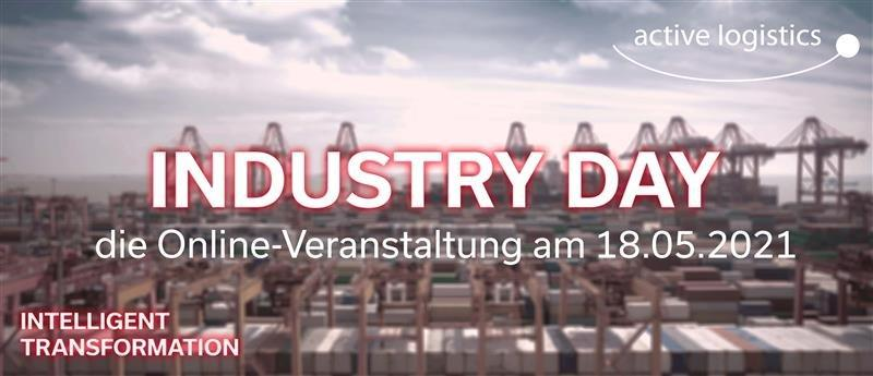 active logistics INDUSTRY DAY (Webinar | Online)