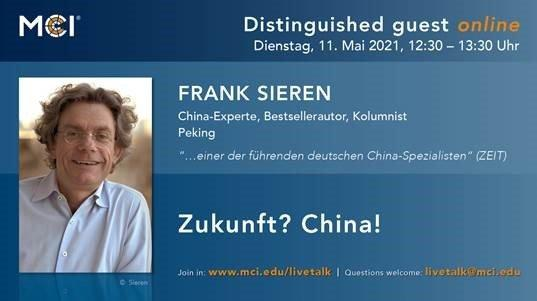 Zukunft? China! (Seminar   Online)