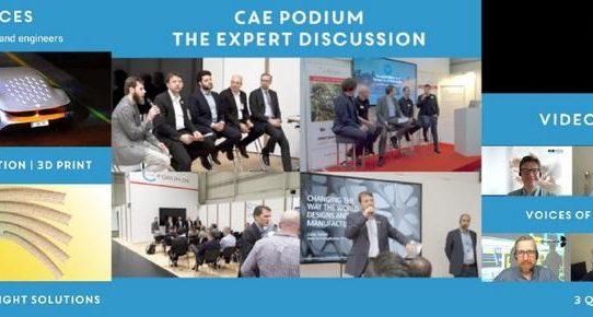 Jetzt auf Kickstarter: CAE-Forum Sendezentrum –  Wissenstransfer für Ingenieure und Entwickler aus Hamburg