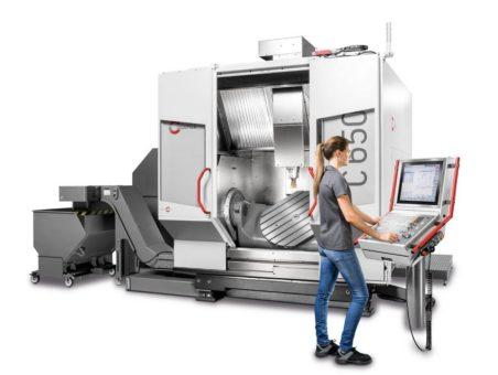 Neues Maschinenmodell C 650