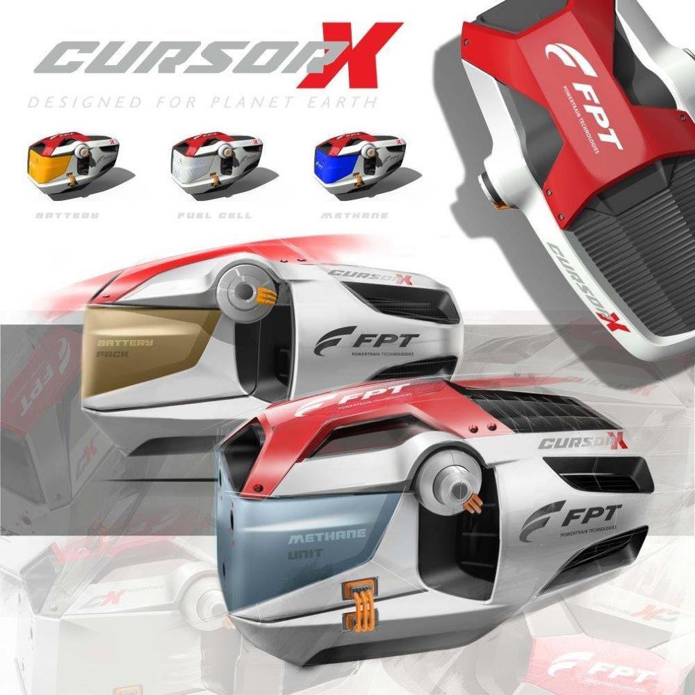 Cursor X-Motorkonzept von FPT Industrial gewinnt prestigeträchtigen 2020 Good Design Award