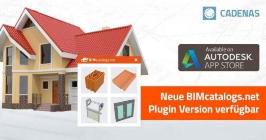 Neu im Autodesk App Store: Plugin liefert BIM Objekte mit LOD/LOG für Autodesk Revit & AutoCAD Architecture