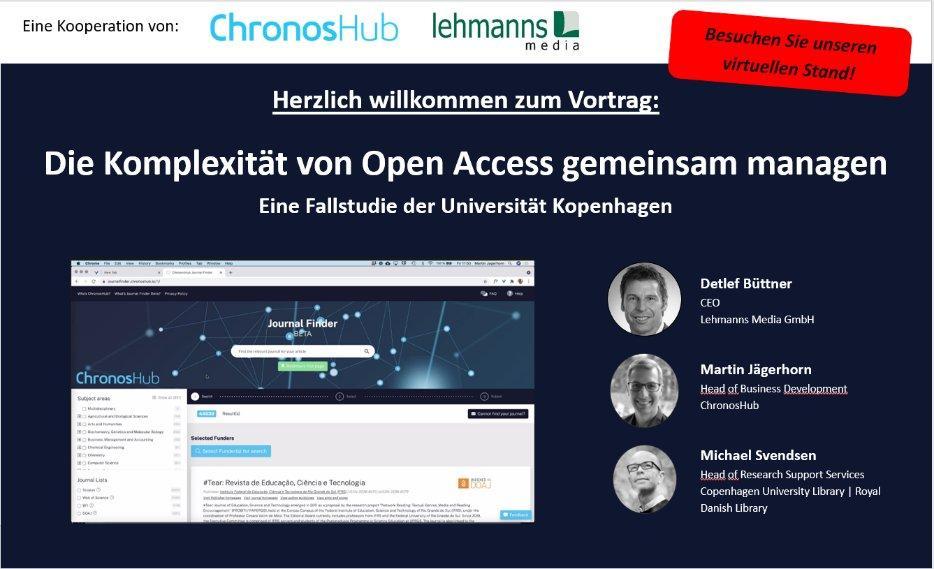 Lehmanns Media auf dem 109. Deutschen Bibliothekartag (Webinar | Online)