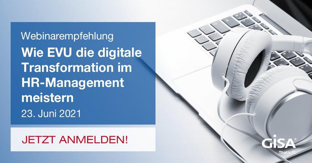 Best Practices: So stellen Versorger ihr HR-Management digital auf (Webinar | Online)