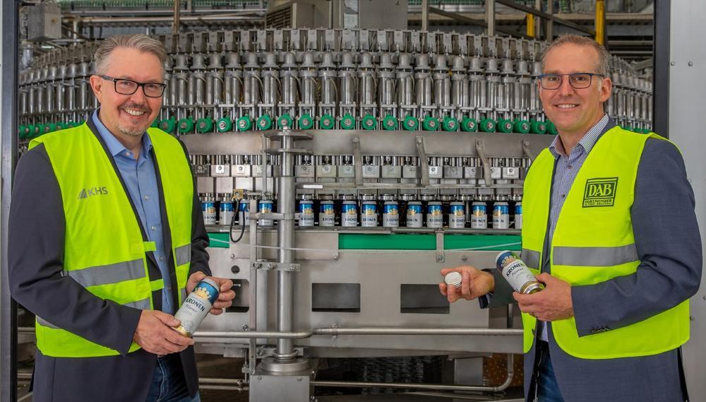 Dortmunder Brauereien vergeben Millionenauftrag an KHS Gruppe