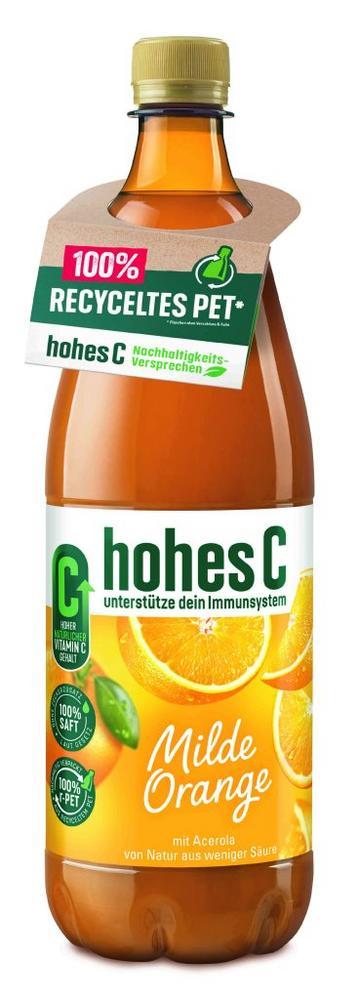 Nachhaltige Partnerschaft: KHS und Eckes-Granini realisieren Flaschen aus 100 Prozent rPET