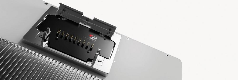 Panel PCs im Handumdrehen austauschen