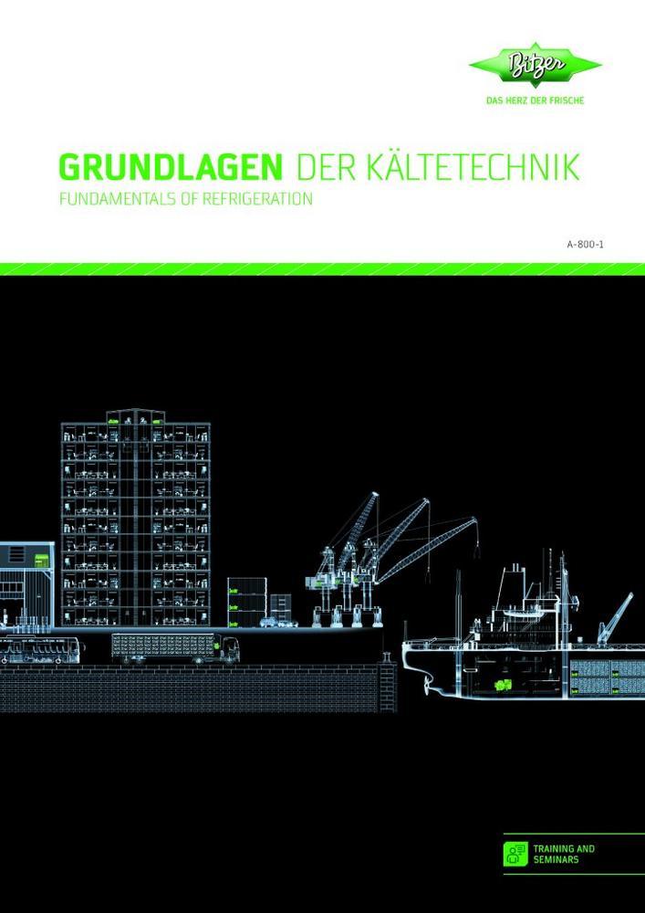 Neues Handbuch: Kältetechnik für Einsteiger und Fortgeschrittene