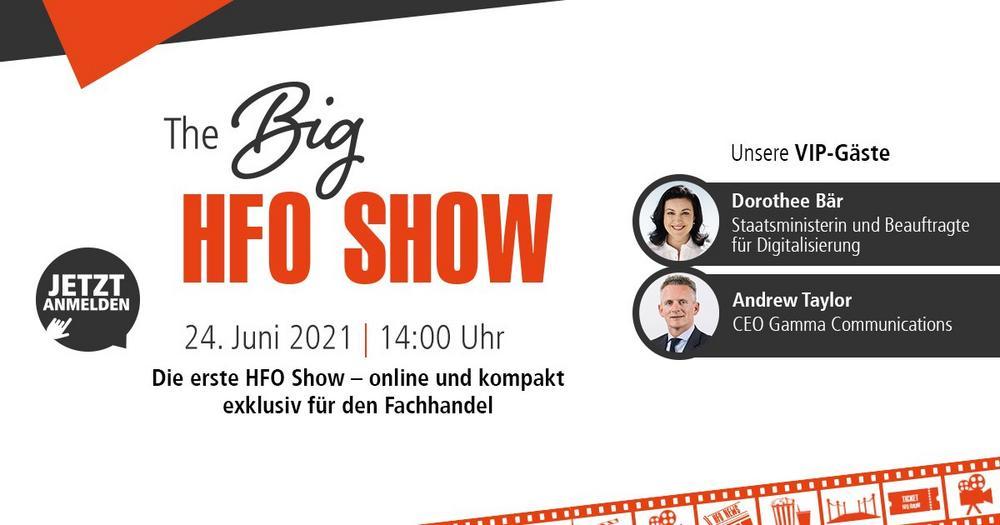 The Big HFO Show (Sonstige Veranstaltung   Online)